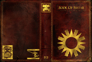 Book of Ishtar cover
